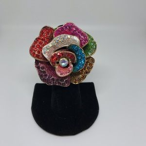 Jewelry - Rose Cocktail Ring